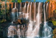 Mesmerizing Waterfalls