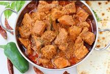 Curry and Comfort Recipes / Food, Drink, Recipes