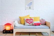 Children's room & stuff / by Nina van de Goor