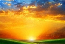 Inspiring Sunsets