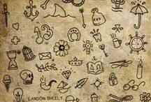 ART + INK / Tattoos