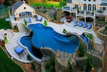 Dream Pools / by Jeff Kroll Colorado Dream Properties