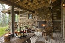 Future Cabin / by Andrea Hunt