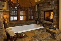 Dream Baths ll / by Jeff Kroll Colorado Dream Properties
