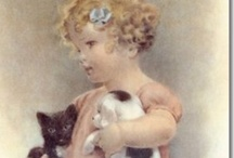 Vintage Children / by Connie Judd