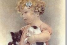 Vintage Children / by Connie Judd