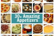 Food: Appetizers / Just a bite or two / by Jessa Wagner
