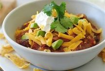 Food: Chili, Soups and Sandwiches / by Jessa Wagner