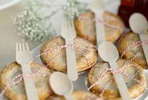 Wedding Food / Lots of ideas for alternative wedding food options at your wedding