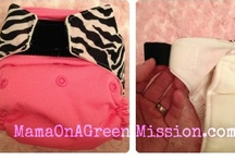 Cloth Diapers and Info / by Mama on a Green Mission