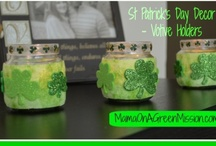St Patrick's Day / by Mama on a Green Mission