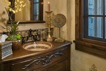 Dream Baths Powder Rooms
