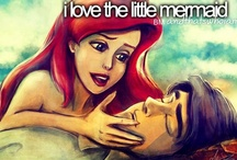 Little Mermaid Love / by Christiana Thorpe