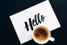 Coffee & Tea / by Jo Chacks