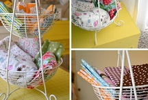 A Place to Create - Studio Ideas / by Linda Payne