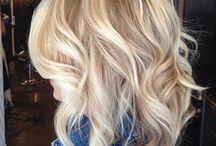 hair. / by Sydney Fuller