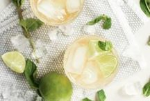 Beverages, drinks and cocktails / The best recipes for alcoholic and non-alcoholic drinks and cocktails. Make amazing drinks for your next party - summer, winter, fall or spring.