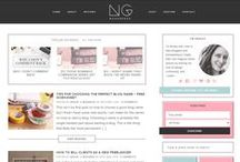 Nose Graze / Posts on my blog, Nose Graze. Mostly tips, tutorials, and blogging/business advice.