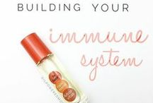 Essential Oil Rollerball Recipes / doTERRA essential oil rollerball recipes to keep you and your family healthy and happy.