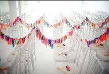 Weddings & Parties / Festive decor, flowers, food, & drinks! / by Kristen Henry