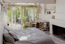 Beautiful Bedroom / Ideas for the bedroom. / by Kara Warden