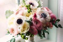 ❤ Bouquets / Des fleurs, des fleurs, des fleurs. Mais pas que.  / by Trendy Wedding