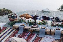❤ Wedding inspiration / Inspirations pour un mariage chic, cool, fun et DIY