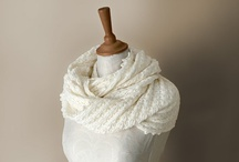 Cowls, scarves, shawls and wraps