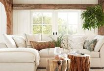 Interior Design and Decorating Inspiration / Just a collection of anything that inspires.