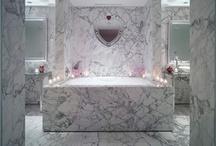 Luxe Bathrooms / #beautifyyourbathroom