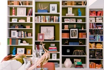 Decorating with Books / by Absolutely Faaabulous