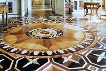 Floors and Stairs / Some inspiring decorative #floors and #stairs.