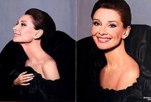 Audrey Hepburn / by Ledonna McGowan