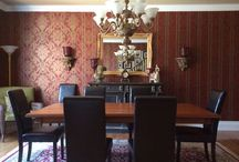 Dining Rooms / by Judy Henriques-Evans