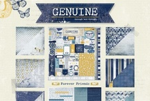 Genuine Collection / by Authentique Paper