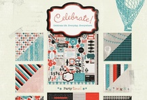 Celebrate Collection / by Authentique Paper