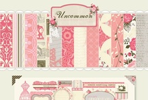 Uncommon Collection / by Authentique Paper