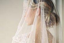 ❤ Voiles - Veils / Voiles rétros  et originaux pour la mariée