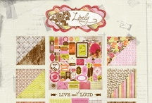 Lively Collection / by Authentique Paper