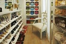 Closets / by Absolutely Faaabulous
