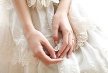 Wedding Dresses & Evening Gowns / All that is frilly & fabulous. / by Kristen Henry