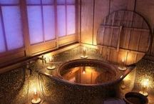 Amazing bathrooms / by Donna Shorter