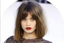 +++ Hairdo - coiffure / Idées de coupes de cheveux {à montrer à son coiffeur}