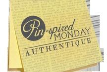 Pin-spired Monday