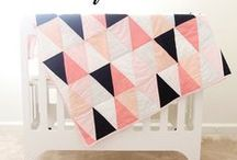 Quilting Inspiration / by Betsy Stein