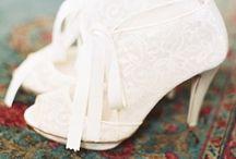 ❤ Wedding shoes / Souliers pour mariées