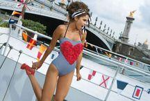 bathing suits / by Livvey Rurup III