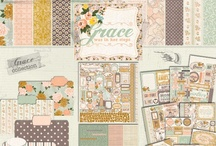 Grace Collection / by Authentique Paper