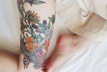 Tattoos / Tattoos / by Livvey Rurup III