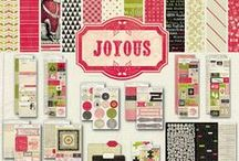 Joyous Collection / by Authentique Paper